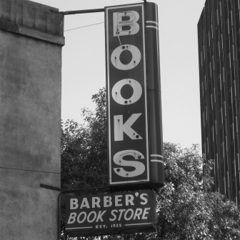 Barber's Book Store